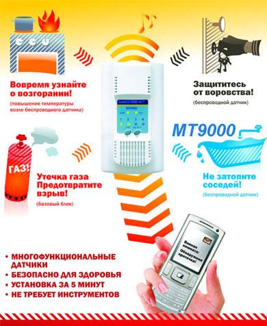 Применение MT9000